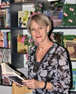 Petra Schulz, Inhaberin der Glockenbachbuchhandlung in München